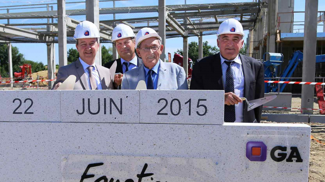 Labège – Haute-Garonne GA entrusted with the future Concession Equation building