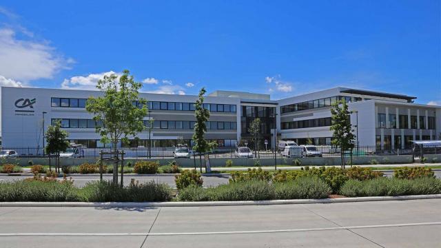 Abellio, bureaux pour Crédit Agricole Immobilier à Toulouse