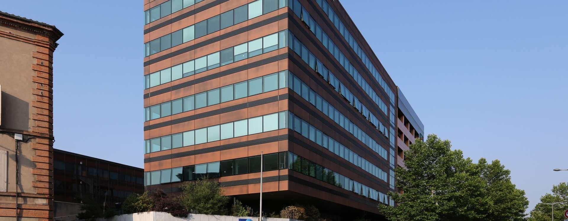 Banque Populaire Occitane in Albi