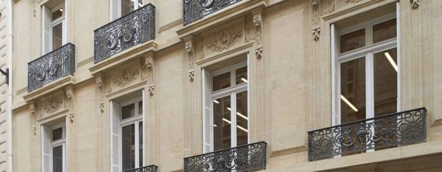 6 rue Cambacérès in Paris