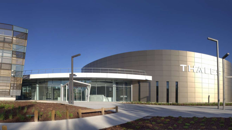 Campus Thales à Bordeaux