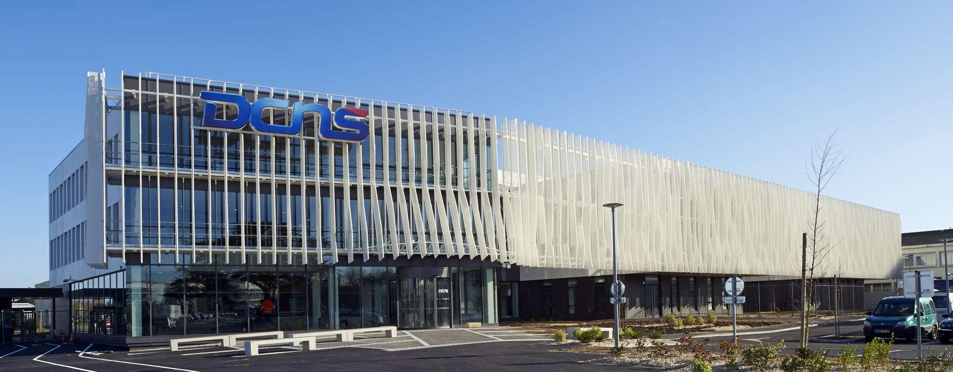 Choiseul à Lorient, un bâtiment industriel pour la Défense Nationale