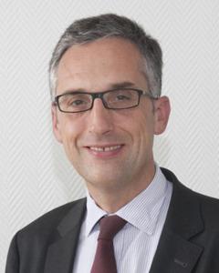 Éric Supplisson, Group Real Estate VP, Thales