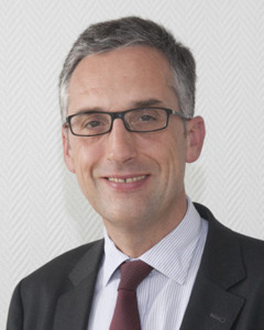 Éric Supplisson, Directeur immobilier de Thales