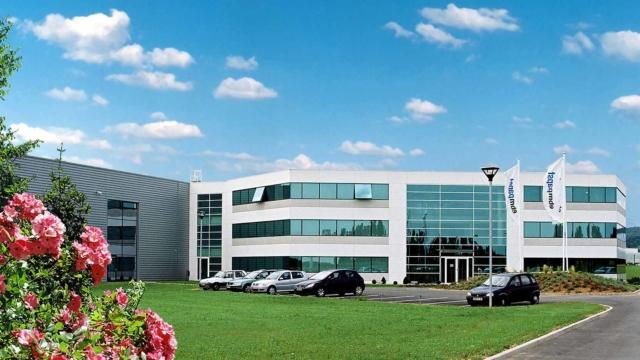 Le siège social d'EBM Papst à Obernai, des bâtiments industriels exemplaires par GA Smart Building