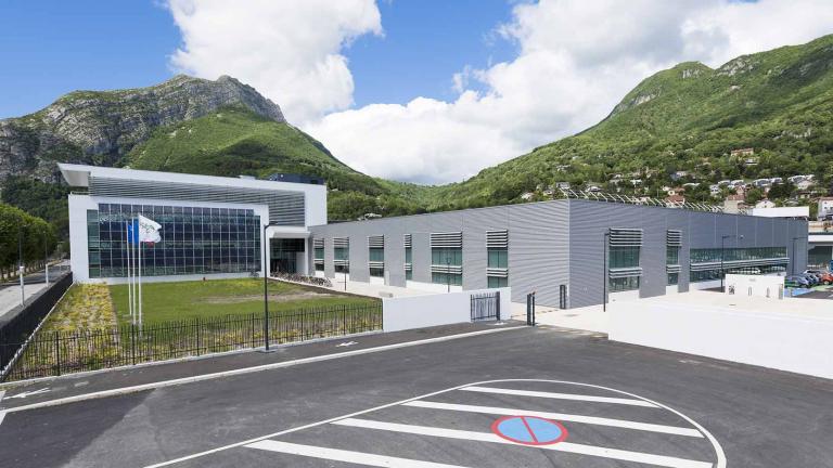 Le Technopôle à Grenoble, l'immobilier d'entreprise GA au service de Schneider Electric