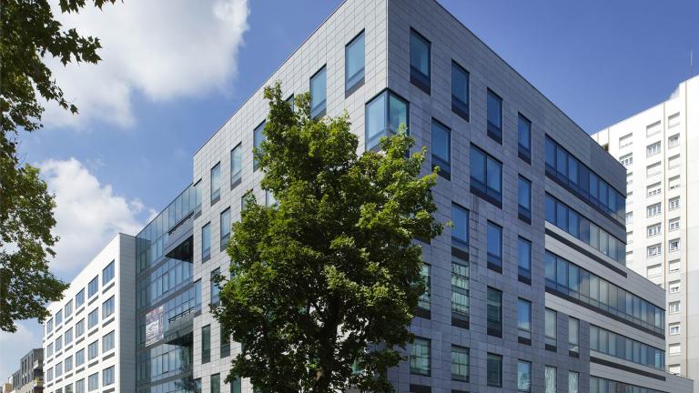 Gaïa à Nanterre, immeuble de bureaux de 11 000 m² dont 4 000 m² en commercialisation