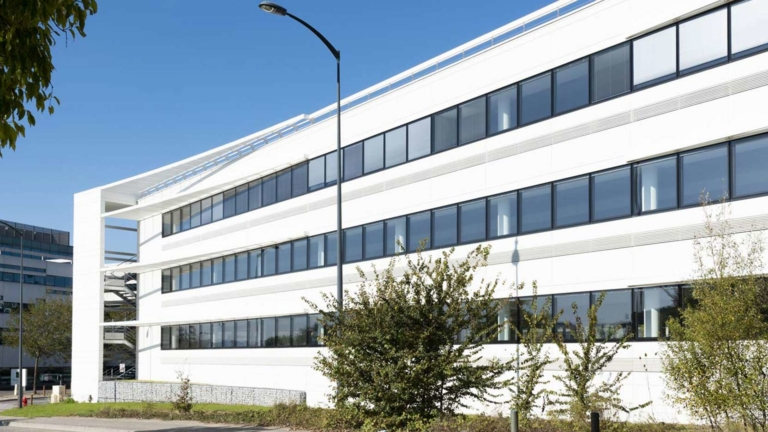 B-Park, offices to let in the Vidailhan eco-district in Balma, near Toulouse