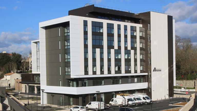 Un immeuble d'entreprise pour Inter Mutuelle Assistance (IMA) à Niort