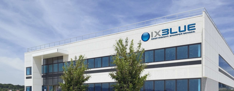 iXBlue à Besançon