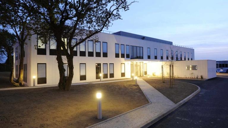 1 000 m² de laboratoires et 800 m² de bureaux à Saint Nazaire pour Atlanbio