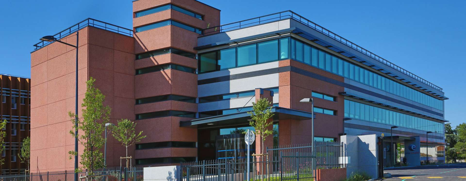 Les Amarantes, in Toulouse Borderouge, 9,000 m² in high-performance offices, including 1,200 m² for rent