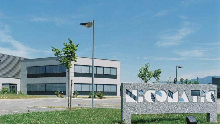 Nicomatic à Bons-en-Chablais, un immeuble industriel pour la pépite de la connectique