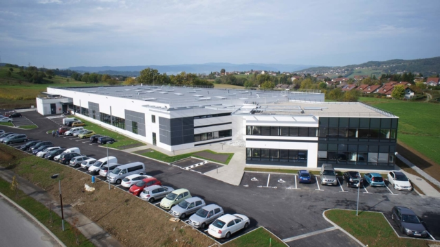 The Reboul factory, industrial real estate in the heart of the Alps