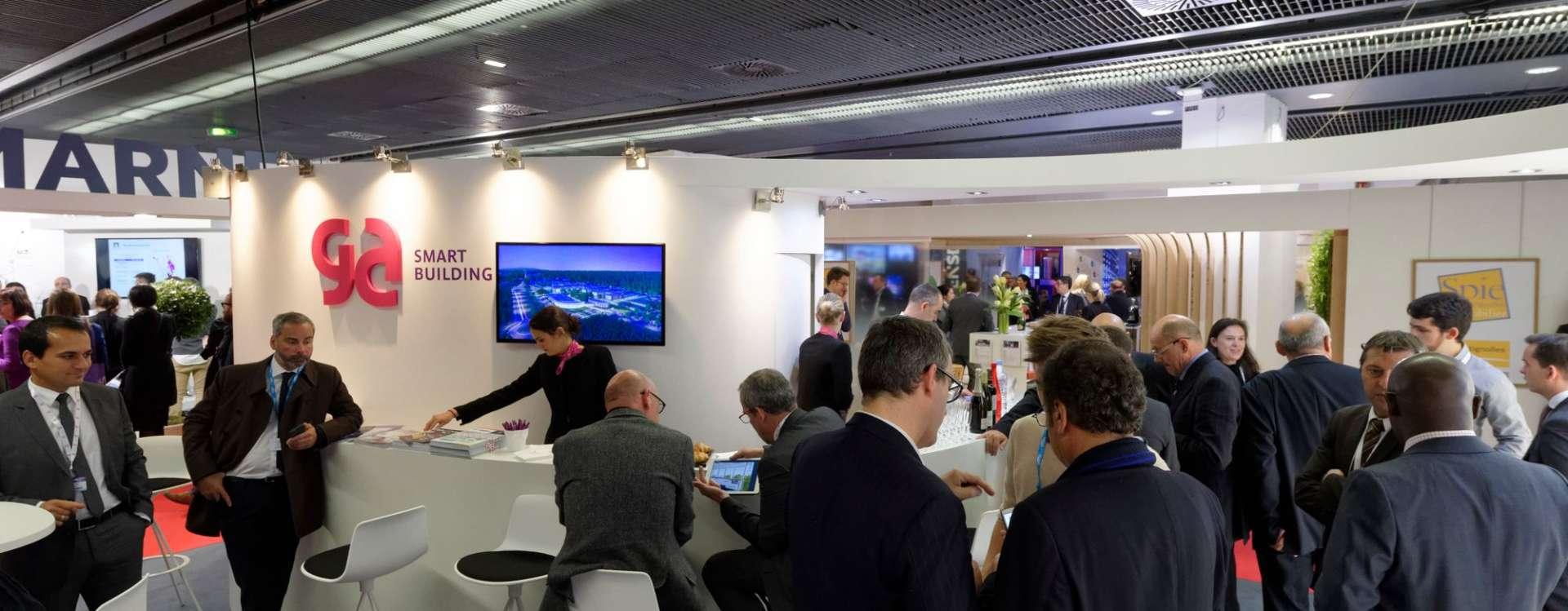BIM, digitalisation, réalité virtuelle et révolution de l'immobilier : retrouvez GA au SIMI 2016