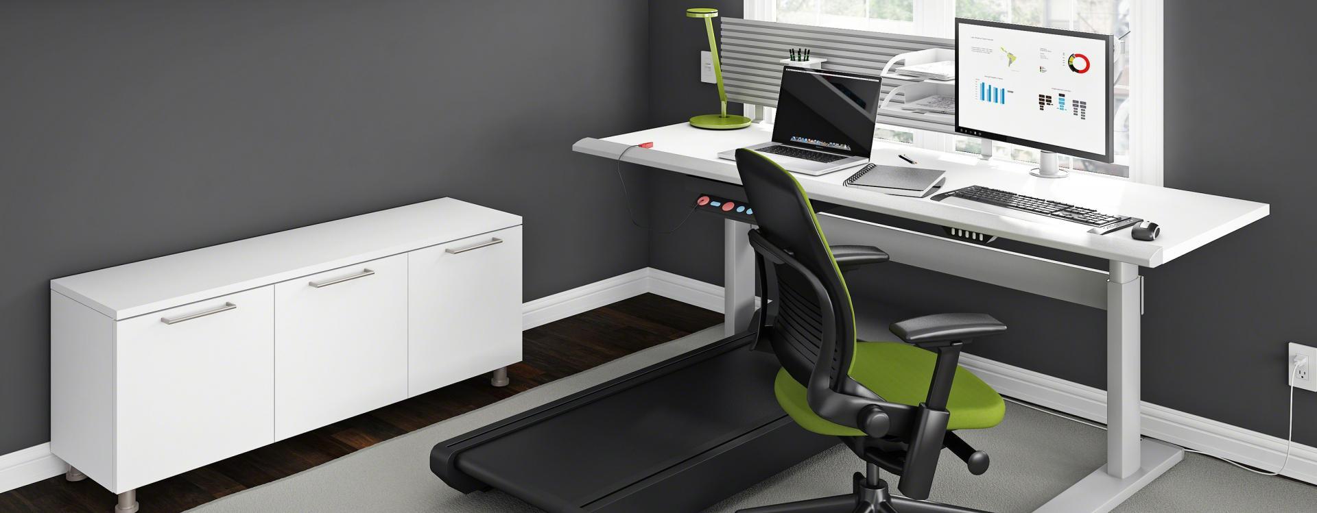 Le bureau «assis-debout» : remède à la sédentarité au travail ?
