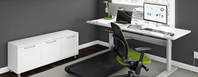 The «sit–stand» desk: a remedy for sedentarism at work?