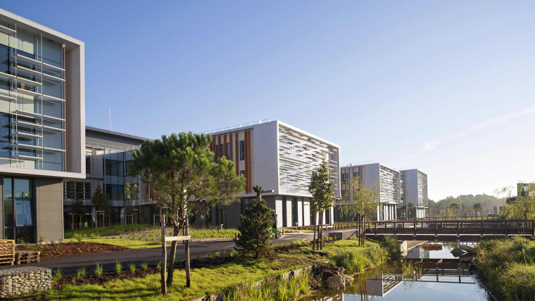 Launch of the Hors-Site Campus: a school with training and a community at the service of off-site construction in France