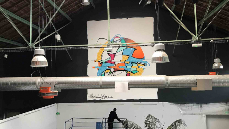 Le graffiti séduit l'entreprise : évolution et créativité