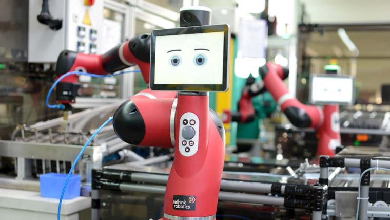 Future of work : Cobots, des collègues de choix