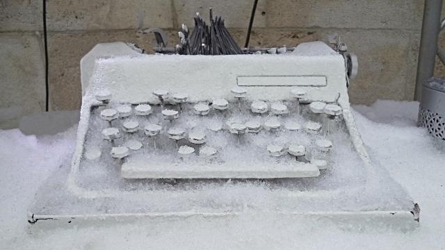 Bureau : winter is coming