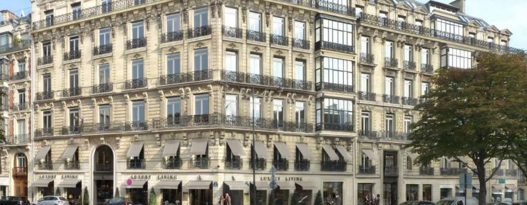GA Smart Building signe une opération marquante Avenue George-V avec Allianz