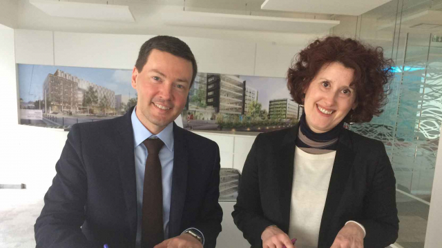 Groupe GA continues to support the foundation Apprentis d'Auteuil
