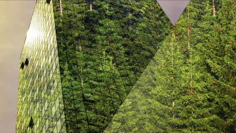 Tour du monde des bâtiments les plus durables