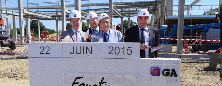Labège – Haute-Garonne GA réalise la future Concession Equation