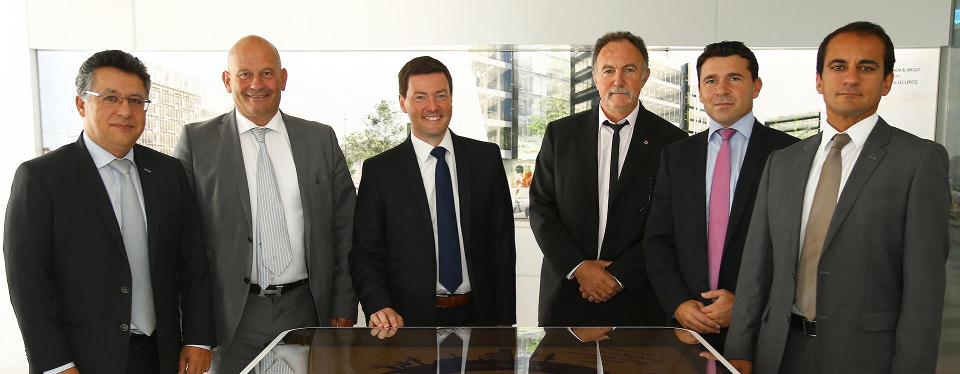 The GA Group restructures its organization and confirms its development strategy