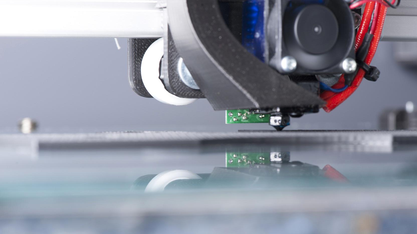 L'impression 3D : une innovation en béton