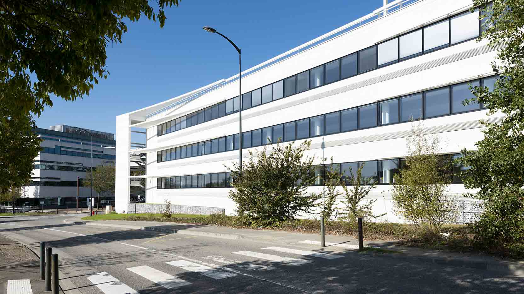 GA Smart Building and Geosys inaugurate the 1st «B-Park» building in Balma (31)