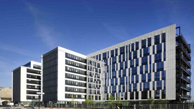 BNP Paribas Real Estate et GA Smart Building viennent d'inaugurer Luminem, le nouveau siège de la CCMSA, à Bobigny