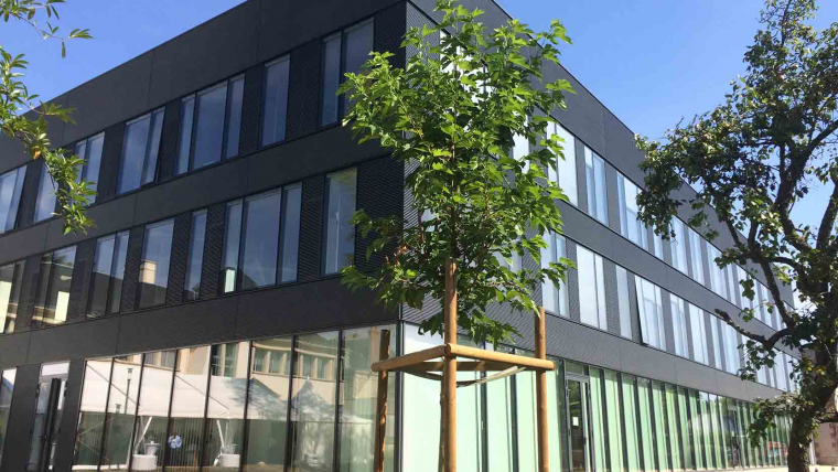 GA Group delivers 2,500 m² in office space for Crédit Agricole Titres in Mer (41)