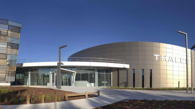 The GA Group hands over the Thales Campus in Bordeaux