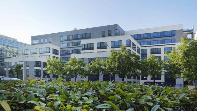 Bureau Veritas takes up quarters at the Gaïa building developed by Paref and GA Smart Building