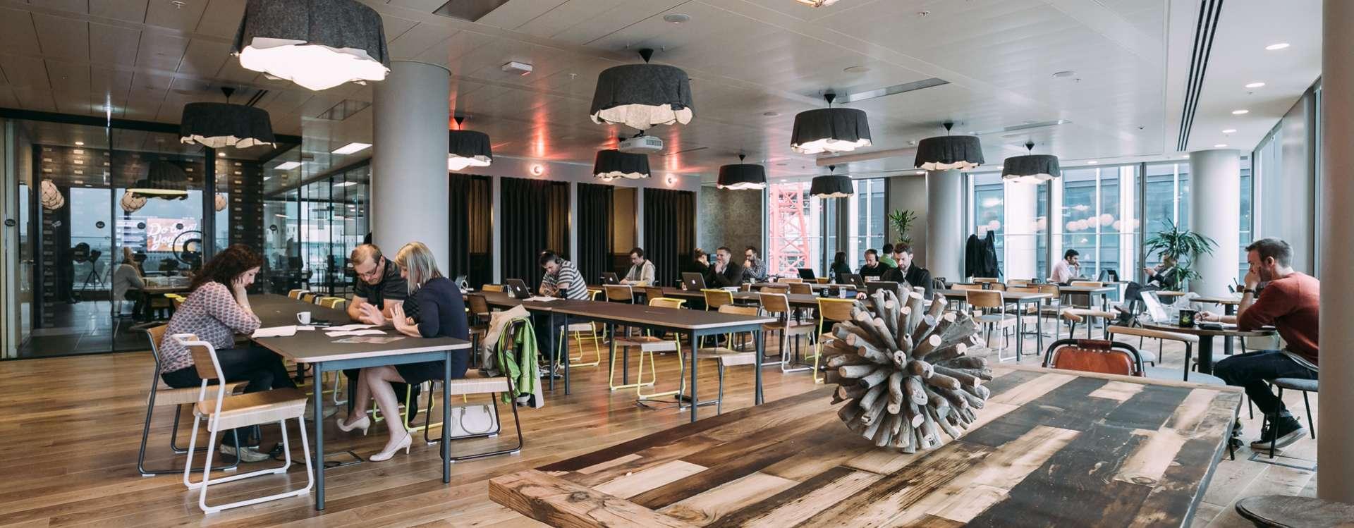 Coworking : De New York à Shanghai, tour du monde d'une tendance en plein essor