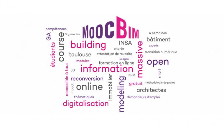 MOOCBIM : boostez vos connaissances sur le BIM