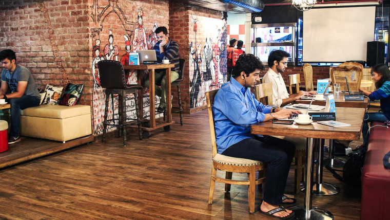 Avec MyHQ, le coworking investit tous les espaces en Inde