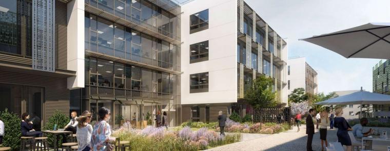 GA Smart Building lance le Campus «NOW Living Spaces» à Toulouse