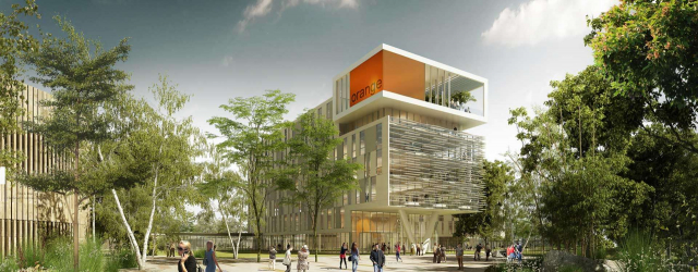 Pitch Promotion and GA Smart Building have just signed the creation of Orange Campus in Balma