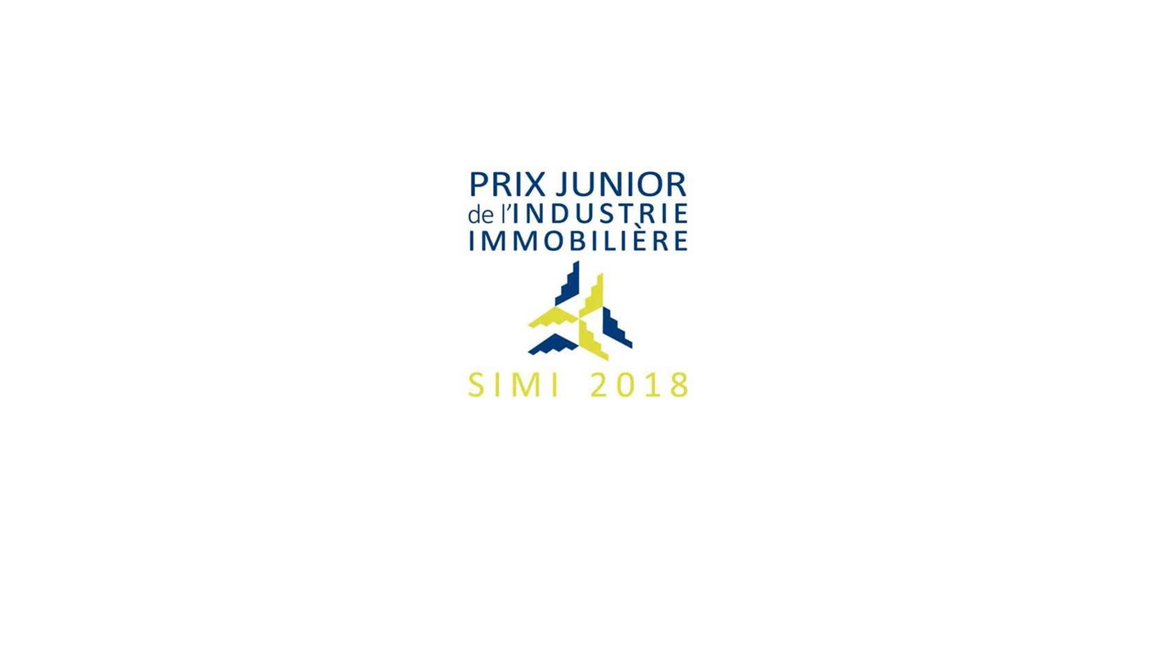Tout ce qu'il faut savoir sur le Prix Junior de l'Industrie Immobilière 2018, présidé par GA Smart Building