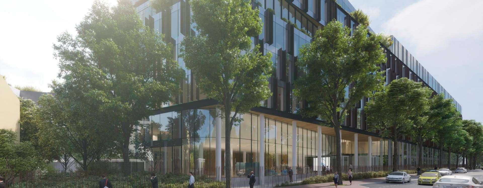 Batipart et GA Smart Building vont réaliser 22 000 m² de bureaux pour Safran, à Malakoff