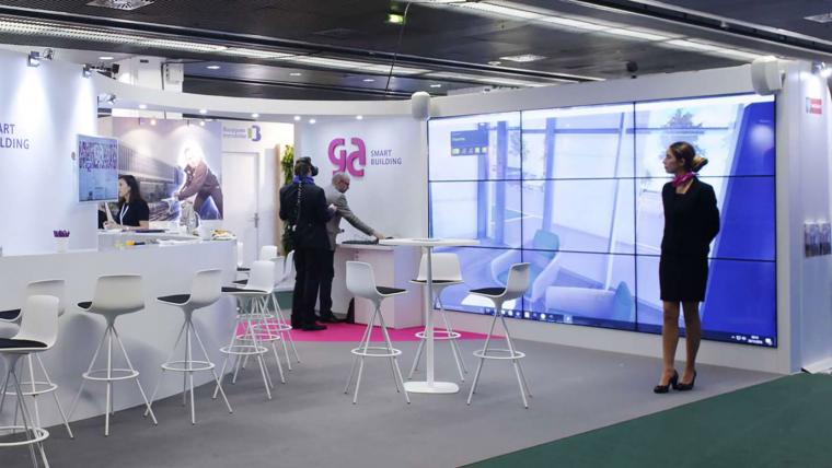 GA vous donne RDV au SIMI 2017 sur son stand D71 du 6 au 8 décembre au Palais des Congrès à Paris
