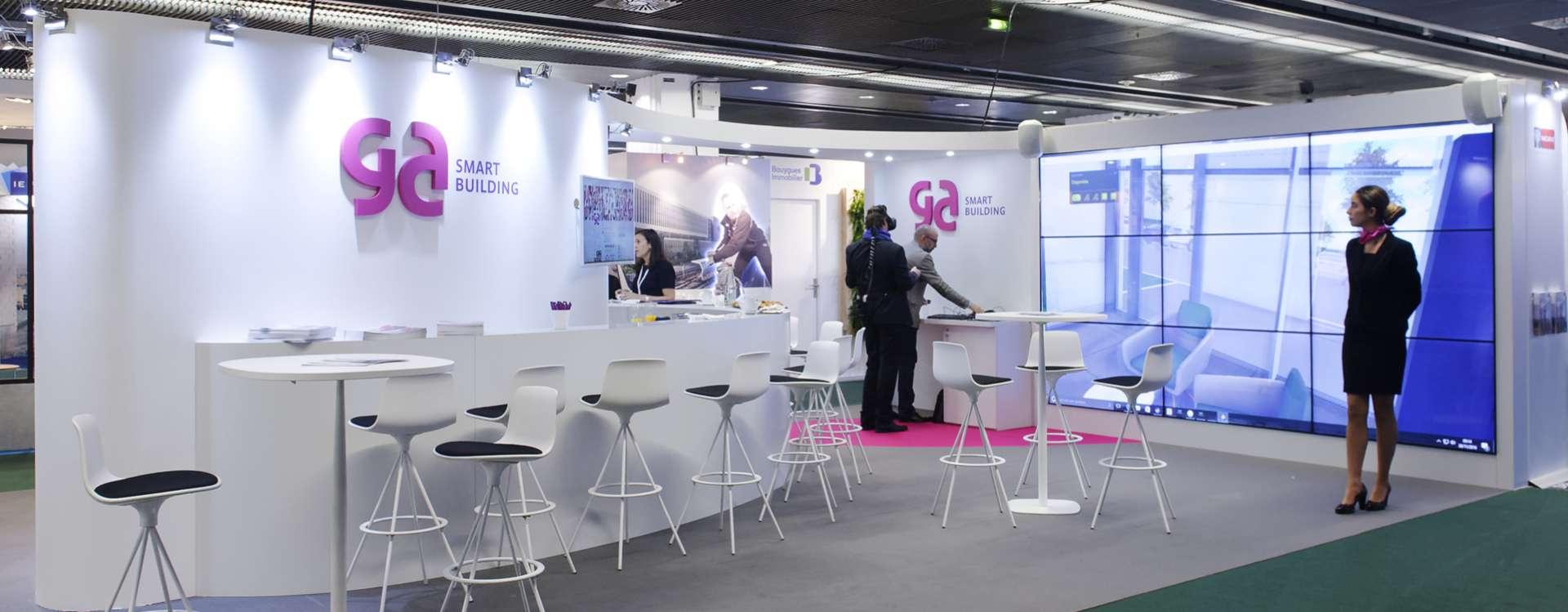 Smart building, immobilier industriel, MOOCBIM, #PrixJunior de l'immobilier : les temps forts de GA au SIMI 2017