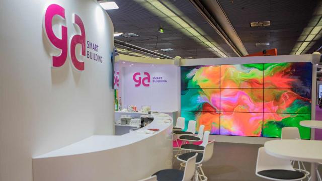 A l'occasion du SIMI 2018, venez échanger avec GA Smart Building, stand D71, Hall Passy, Niveau I