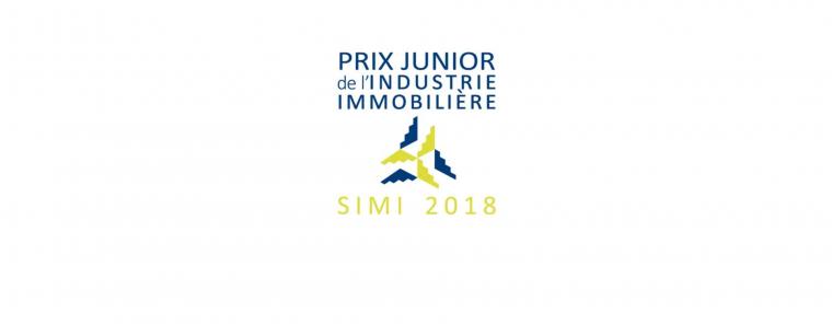 All you need to know about the Prix Junior de l'Industrie Immobilière 2018, chaired by GA Smart Building