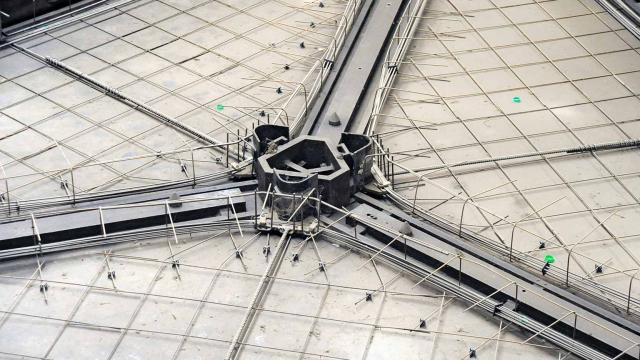 Les structures porteuses uniques du Groupe GA