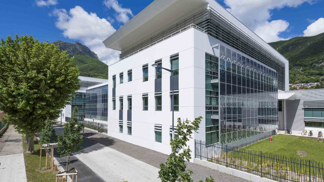 A l'occasion de la COP 24 : le Technopôle de Schneider Electric, réalisé par GA Smart Building, est primé dans la catégorie «Smart Building» des Green Solutions Awards 2018