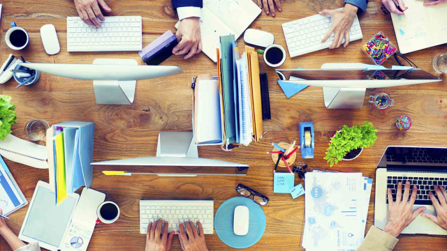 The physical transformation of companies: the six latest trends in office life